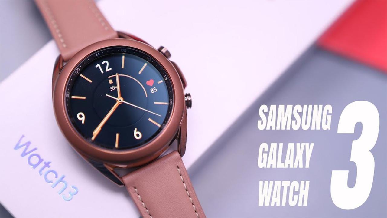 Galaxy Watch 3 fiyatında 1300 TL'lik indirim!