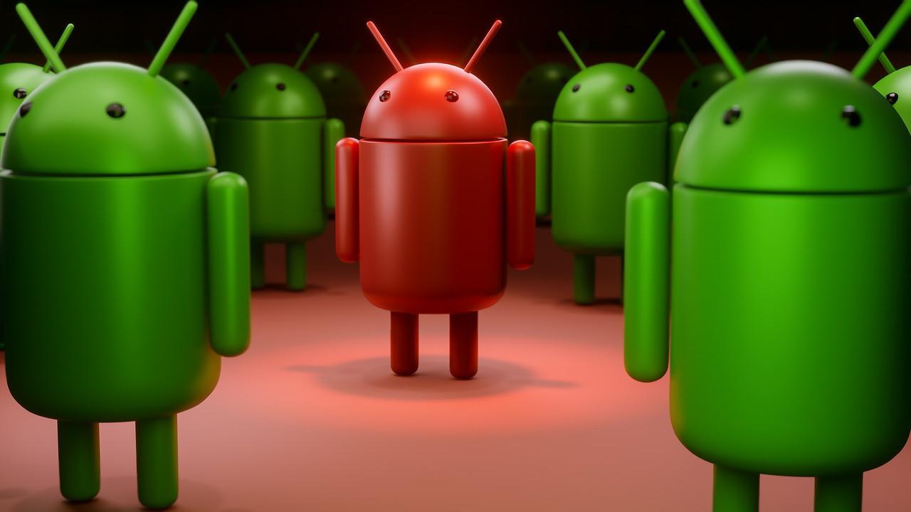 Android 12 alacak ilk modeller ve yeni gelen yenilikler!