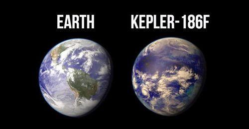 Birebir Dünya'ya benzeyen keşfedilmiş 10 gezegen! - Page 1