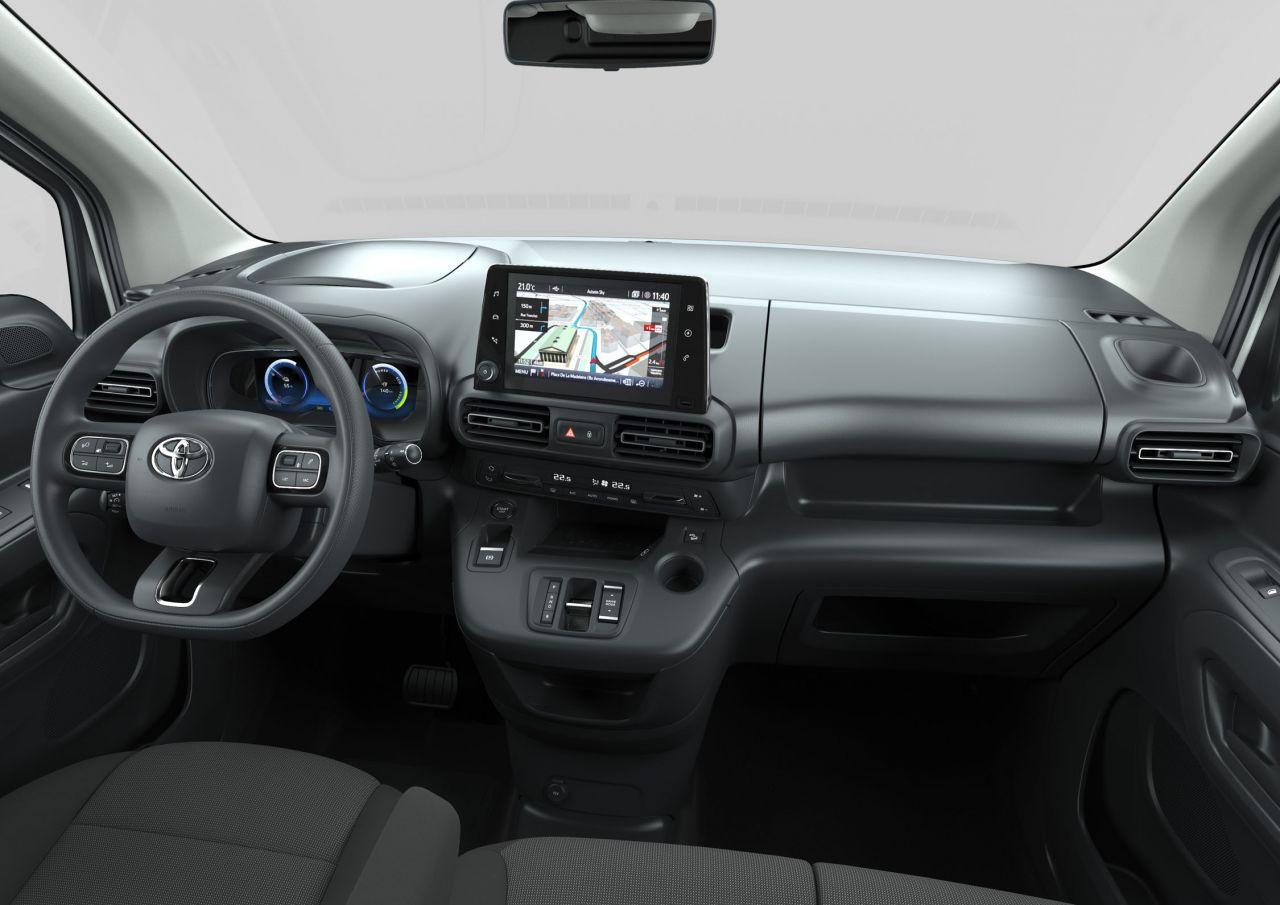 Toyota Yeni Proace City de yüzde 100 elektrikli oldu - Page 2
