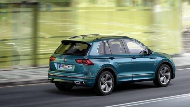 Bu saatten sonra 2021 Volkswagen Tiguan'ı anca uzaktan izleriz! - Page 4