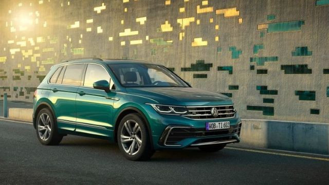 Bu saatten sonra 2021 Volkswagen Tiguan'ı anca uzaktan izleriz! - Page 3