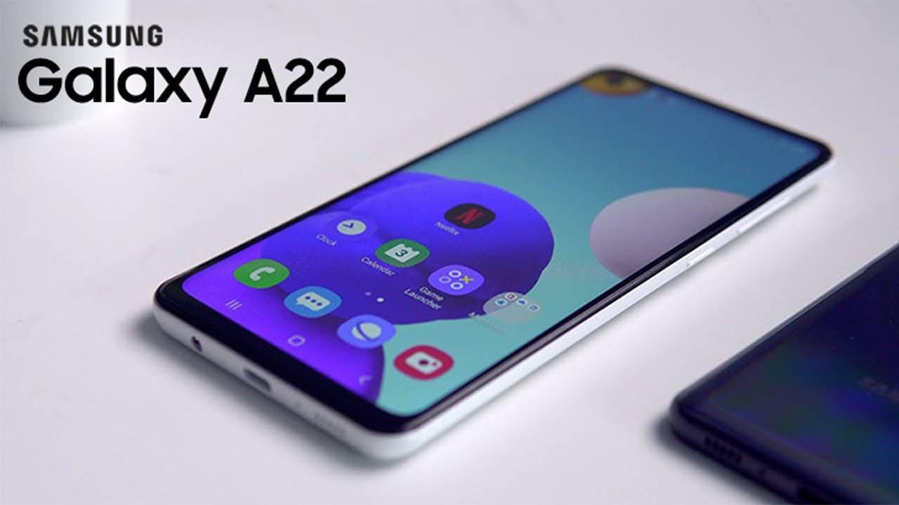 Galaxy A22 serisi Xiaomi'ye rakip oluyor!