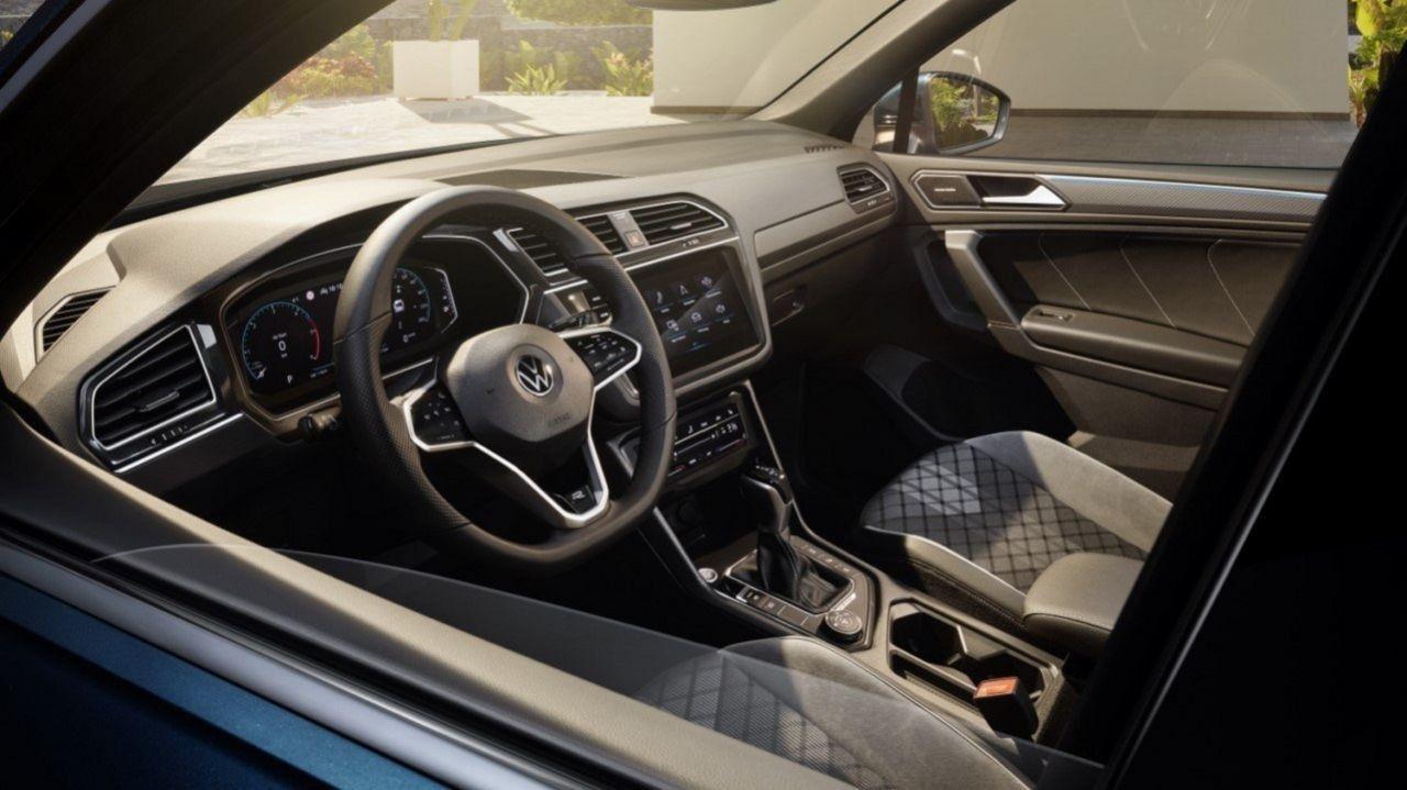 Bu saatten sonra 2021 Volkswagen Tiguan'ı anca uzaktan izleriz! - Page 1