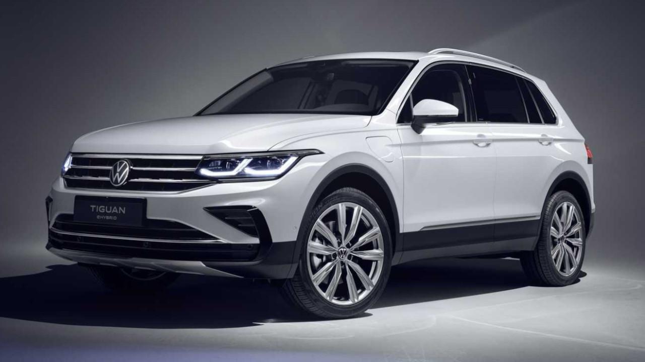 Bu saatten sonra 2021 Volkswagen Tiguan'ı anca uzaktan izleriz!