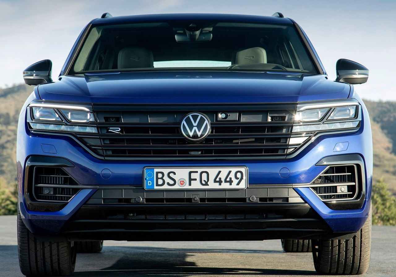 Yenilenen 2021 Volkswagen Touareg fiyatları şok etkisi yaratacak! - Page 1