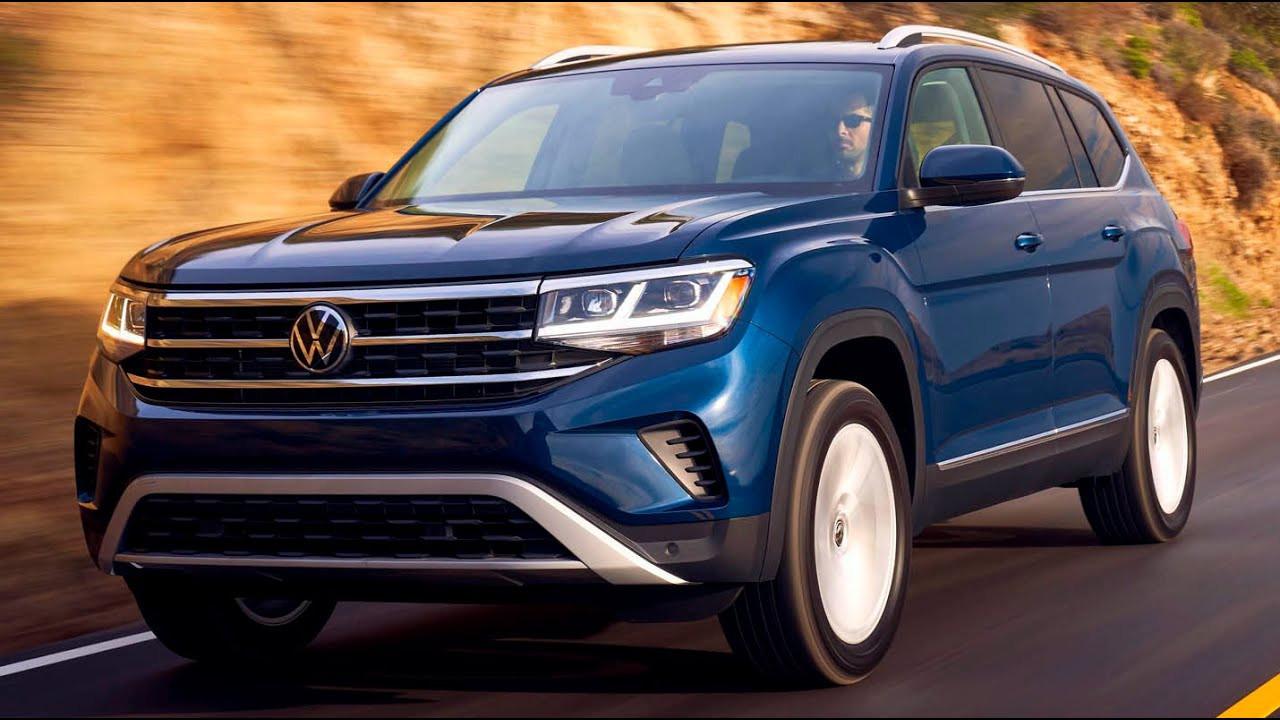 Yenilenen 2021 Volkswagen Touareg fiyatları şok etkisi yaratacak!