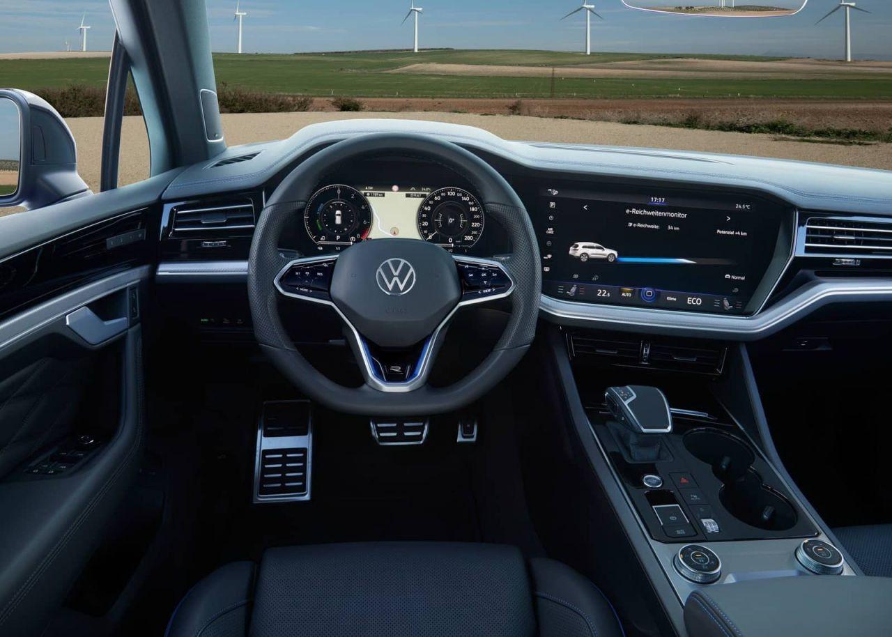 Yenilenen 2021 Volkswagen Touareg fiyatları şok etkisi yaratacak! - Page 3