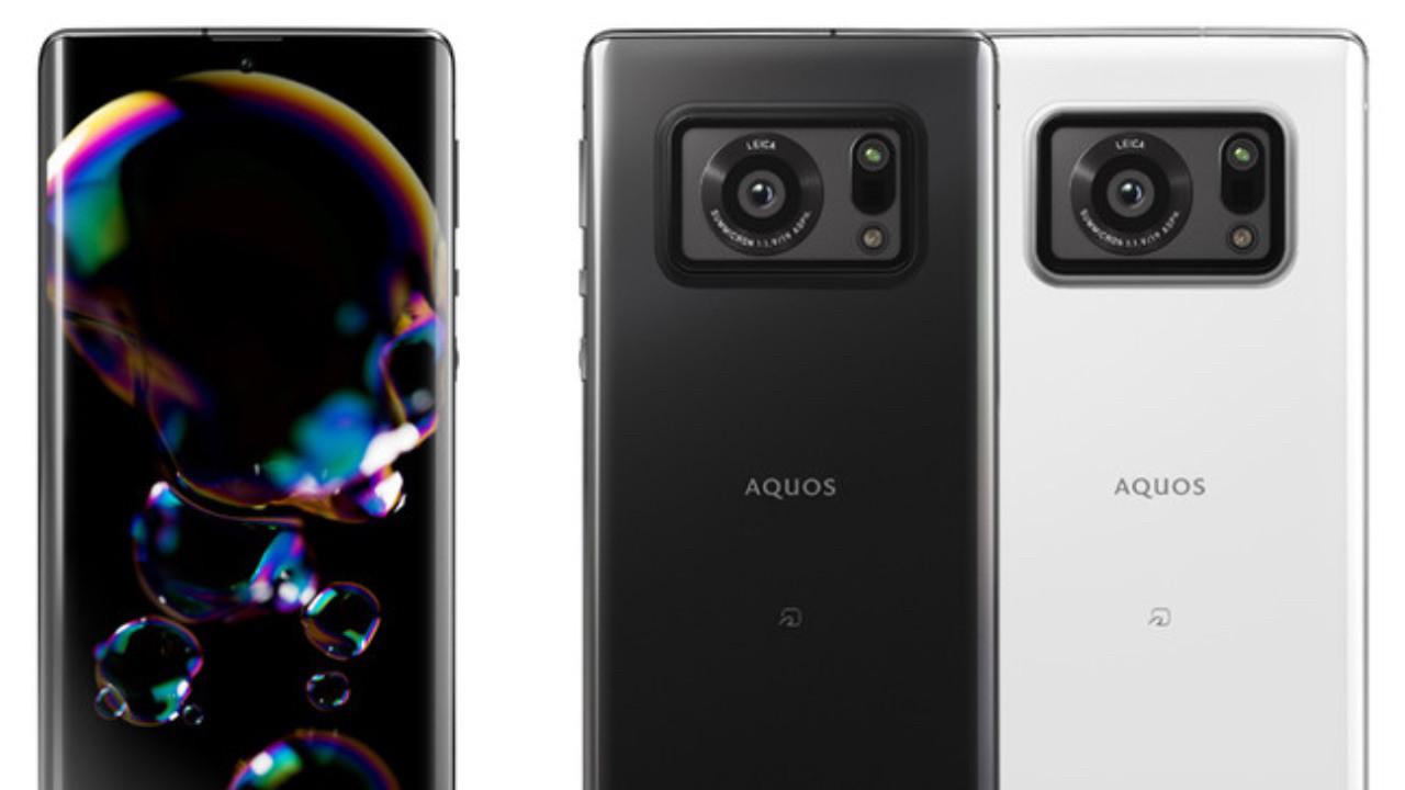 Sharp AQUOS R6 kamerası ile rakip tanımıyor! O lens ne öyle!