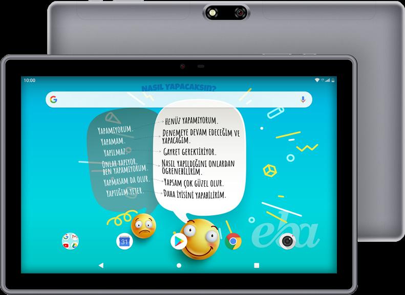 General Mobile e-tab 20