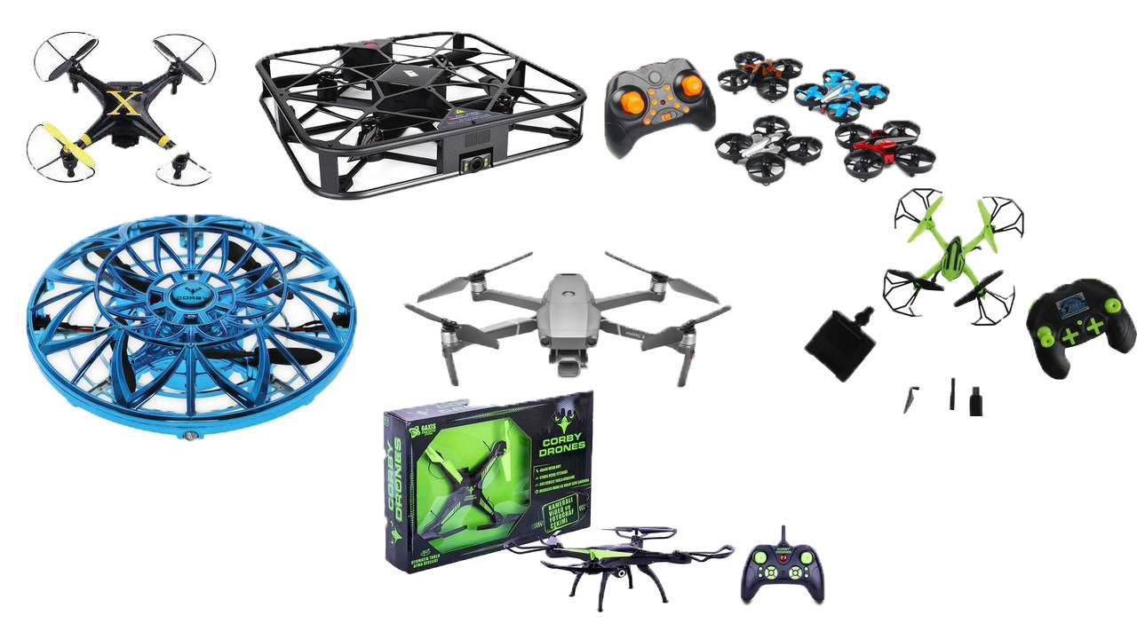 En ucuz Drone modelleri!
