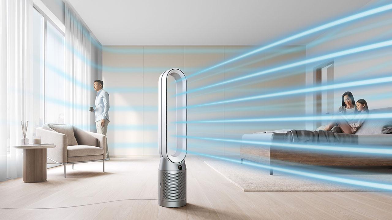 Dyson hava temizleme kategorisindeki yeni ürünlerini tanıttı