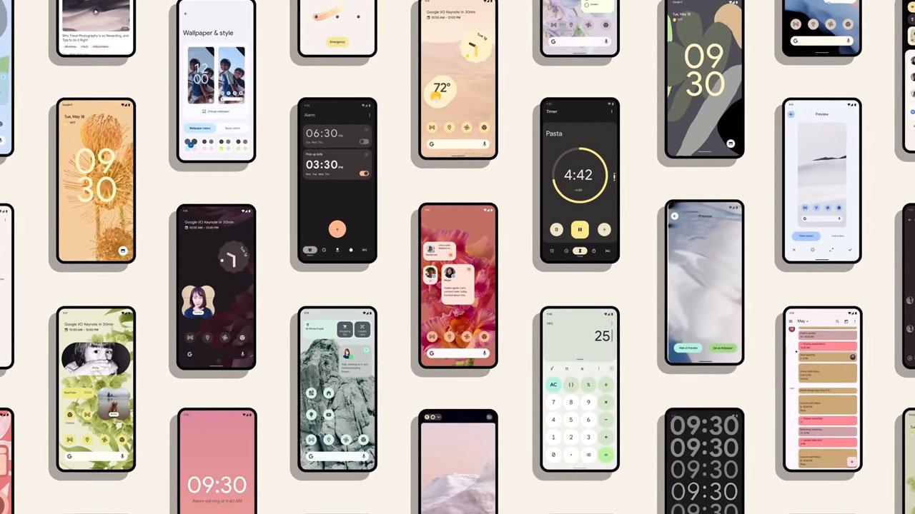 Android 12 özellikleri hakkında her şey!