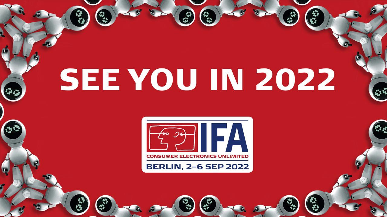 IFA 2021'den de kötü haber geldi