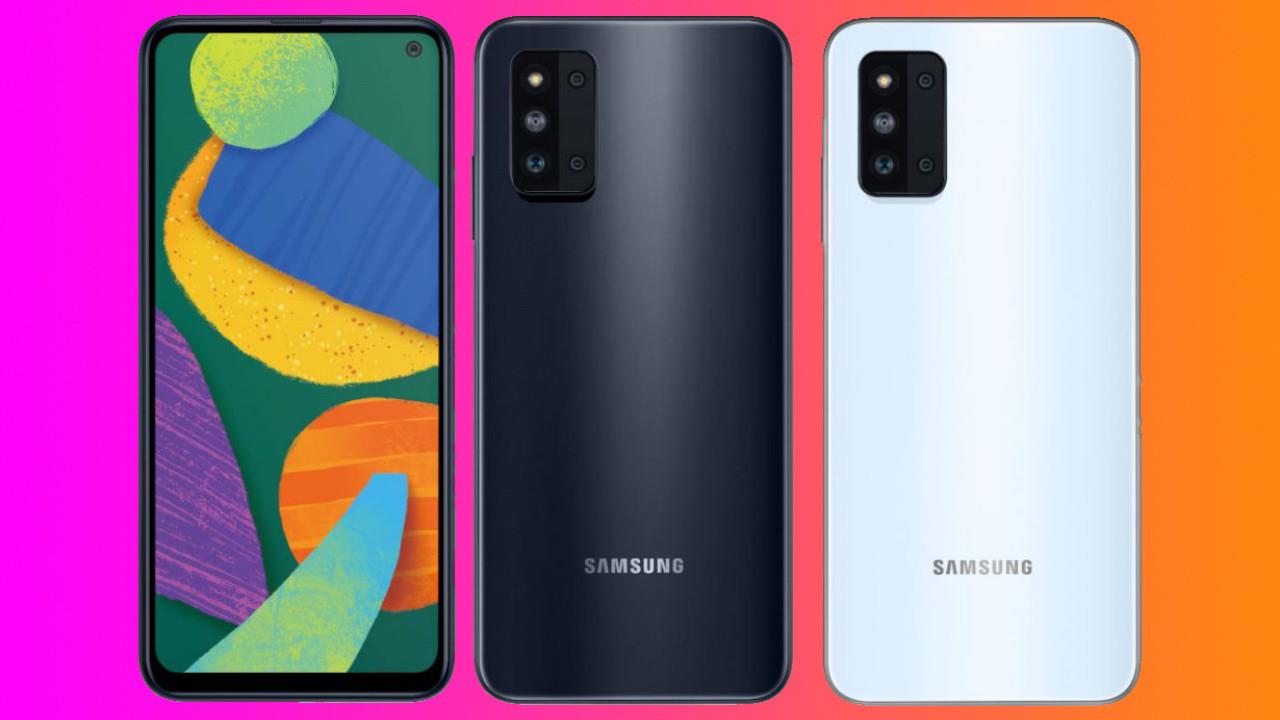 Samsung'un Xiaomi rakibi telefonu Galaxy F52 tanıtıldı!
