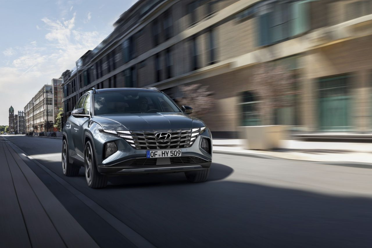 İşte karşınızda Hyundai Tucson 2021 model! - Page 1