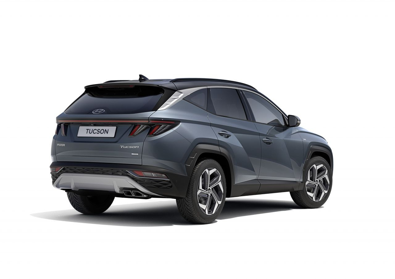 İşte karşınızda Hyundai Tucson 2021 model! - Page 4