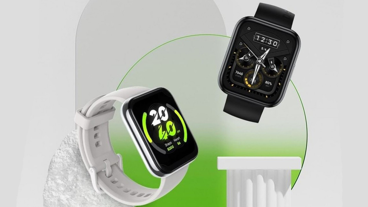 Realme Watch 2 Pro 14 günlük pil ömrüyle tanıtıldı!