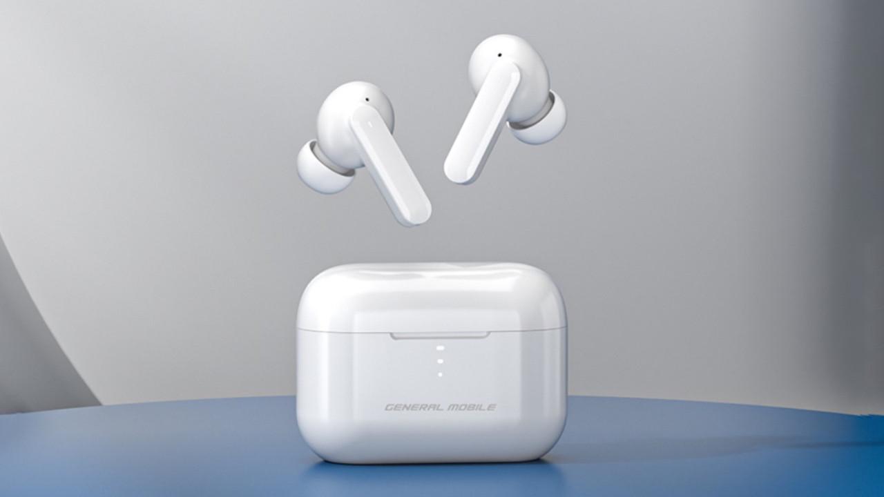 General Mobile GM Pods 2 Pro tanıtıldı! Uygun fiyata kulaklık arayanlar yaşadı!