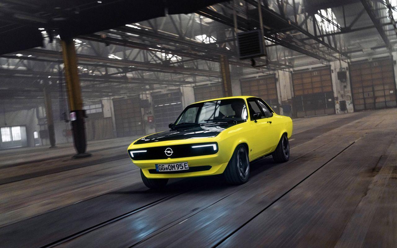 Efsane Opel Manta elektrikli hali ile geri dönüyor! - Page 2