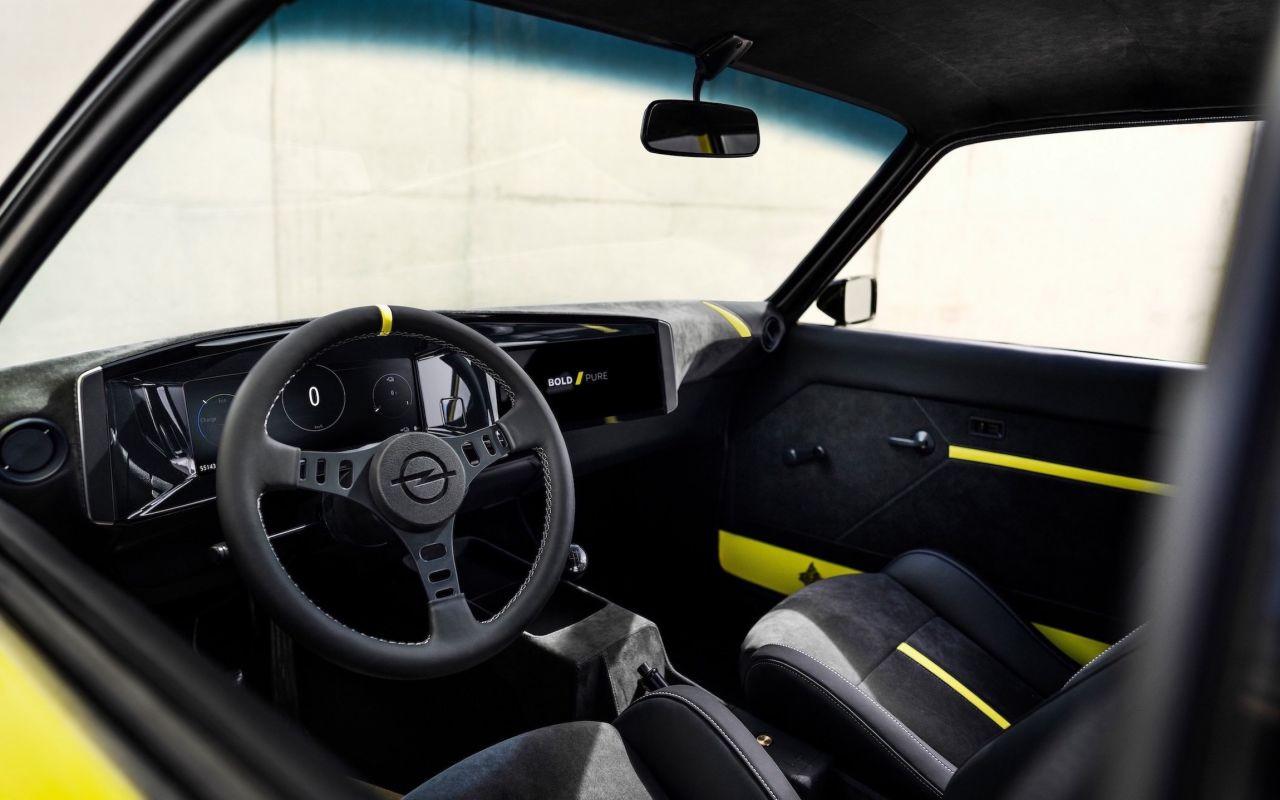 Efsane Opel Manta elektrikli hali ile geri dönüyor! - Page 4