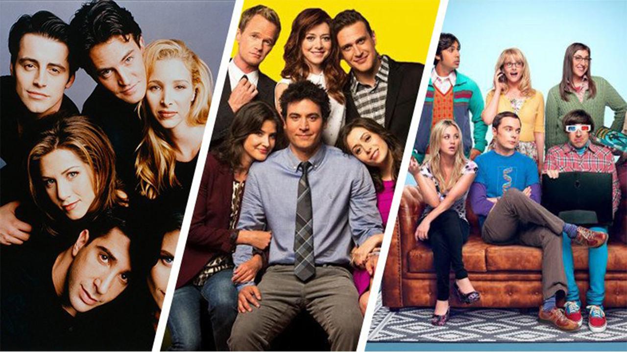 Gelmiş geçmiş en iyi sitcom dizileri!