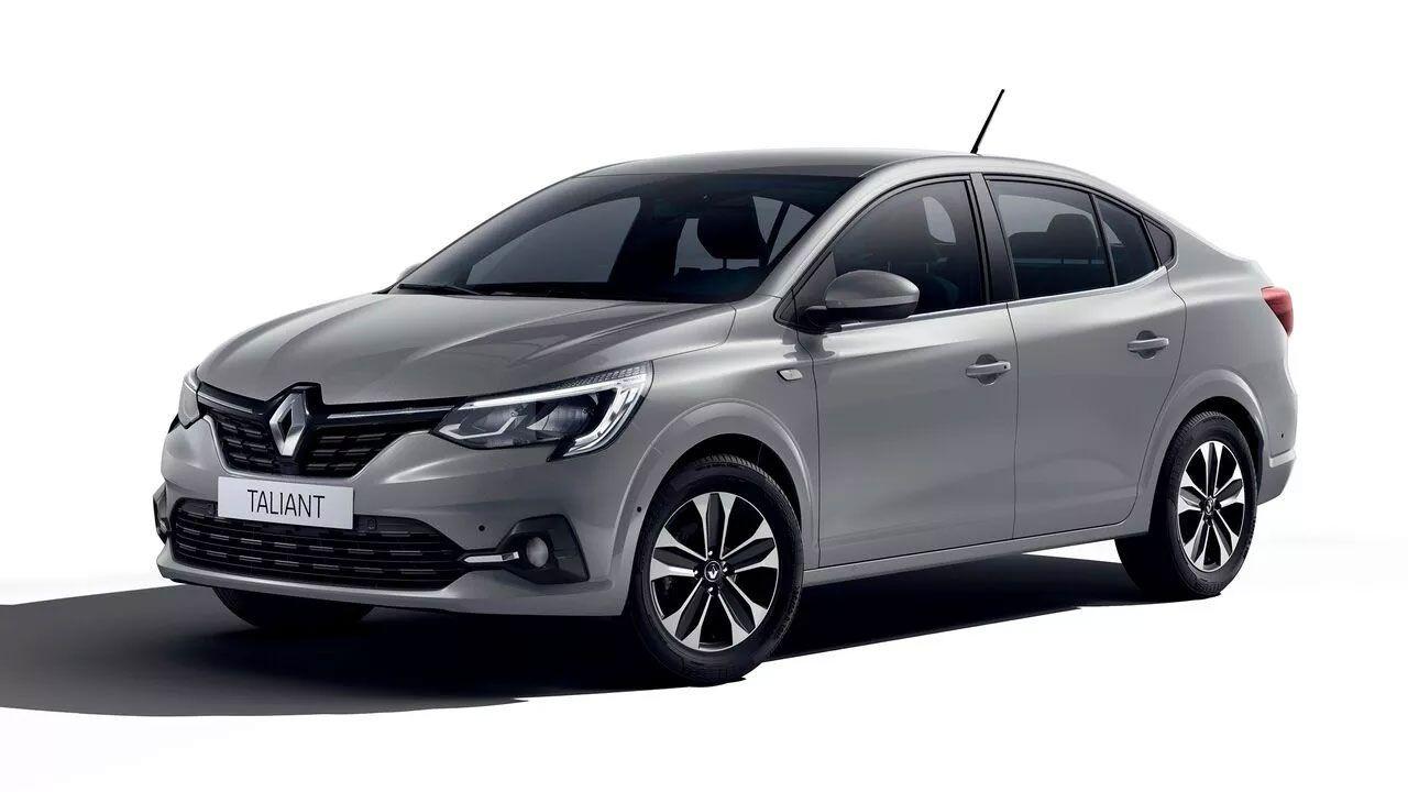 Renault Taliant Türkiye fiyatı belli oldu - Page 1