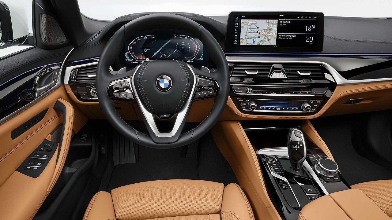 2021 BMW 5 Serisi modeller lüks tekne fiyatları ile yarışıyor! - Page 3