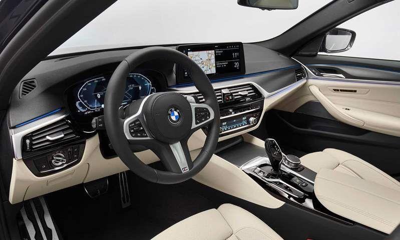 2021 BMW 5 Serisi modeller lüks tekne fiyatları ile yarışıyor! - Page 2