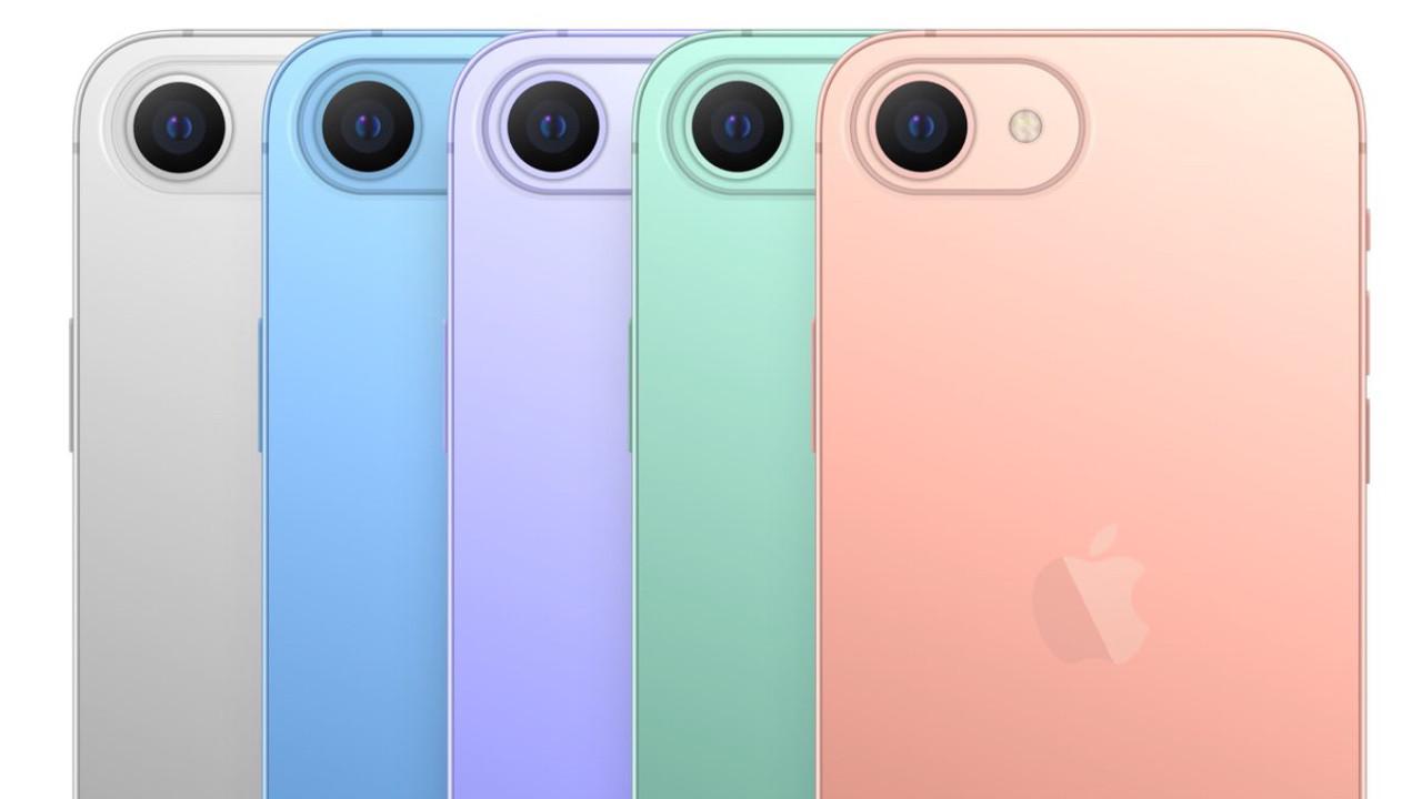 Keşke böyle olsa dedirten iPhone SE 3 görselleri!
