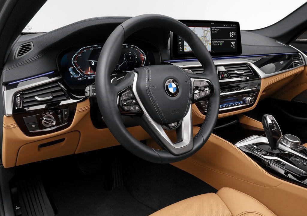 2021 BMW 5 Serisi modeller lüks tekne fiyatları ile yarışıyor! - Page 4