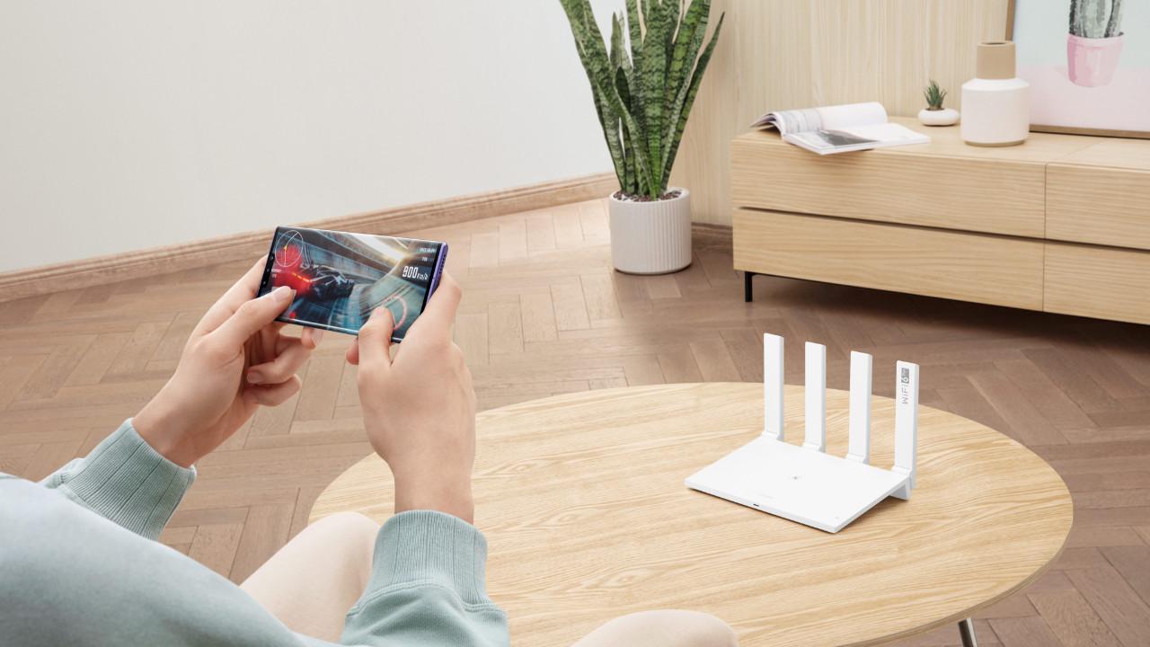 Huawei WiFi AX3 ile güvenlikte yeni dönem!