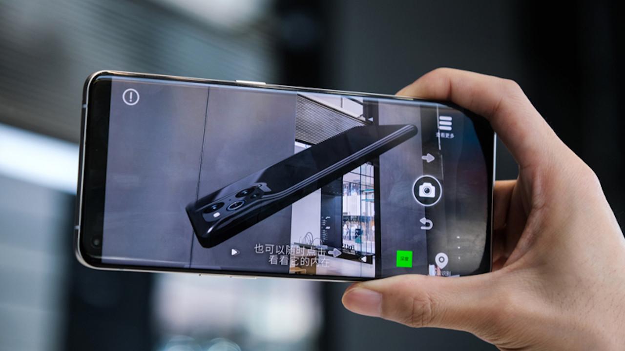 OPPO CybeReal AR ile sanal dünya konusunda büyük adım atıyor!