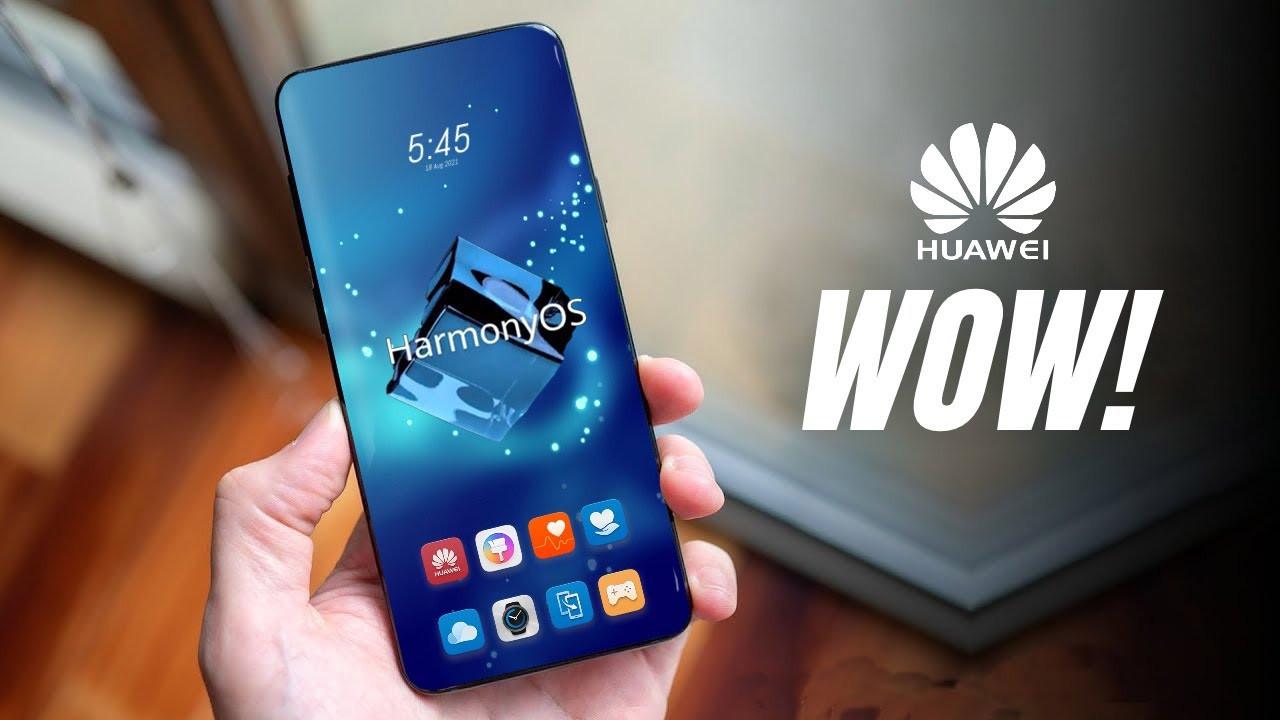 HarmonyOS tanıtıldı! Huawei ekosistem kuruyor!