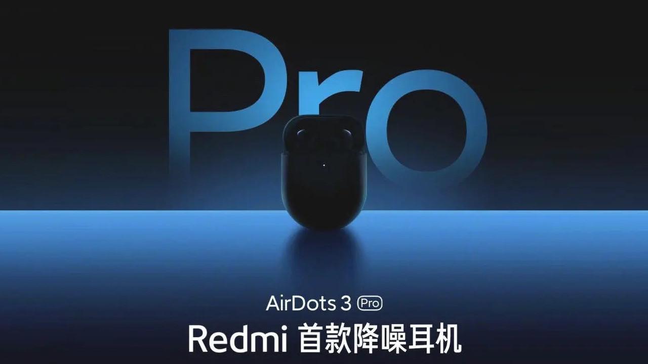 Redmi AirDots 3 Pro uygun fiyatı ile AirPods Pro'ya kök söktürecek
