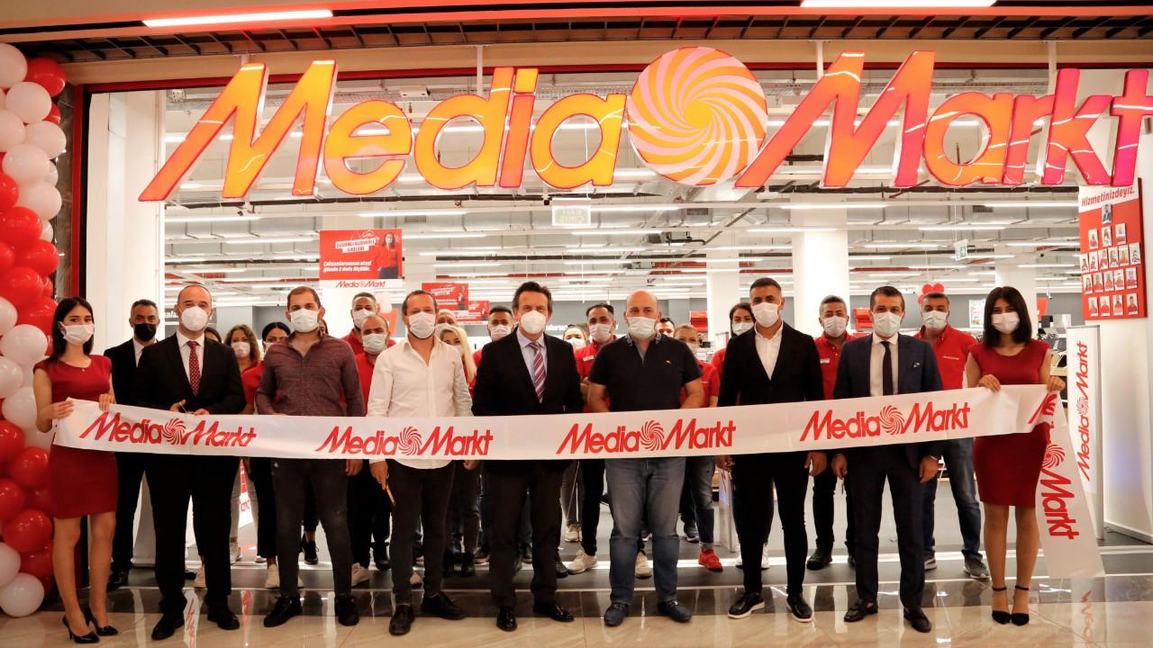MediaMarkt Mersin'de ikinci mağazayı açtı!