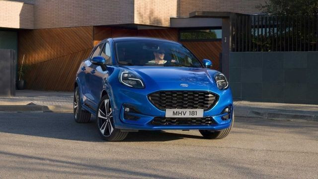 2021 Ford Puma kampanyalı fiyatlar devam ediyor! - Page 3