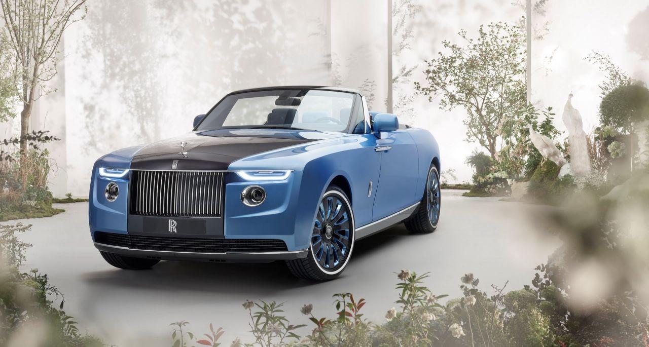 Karşınızda dünyanın en pahalı piknik arabası: Rolls-Royce Boat Tail! - Page 2
