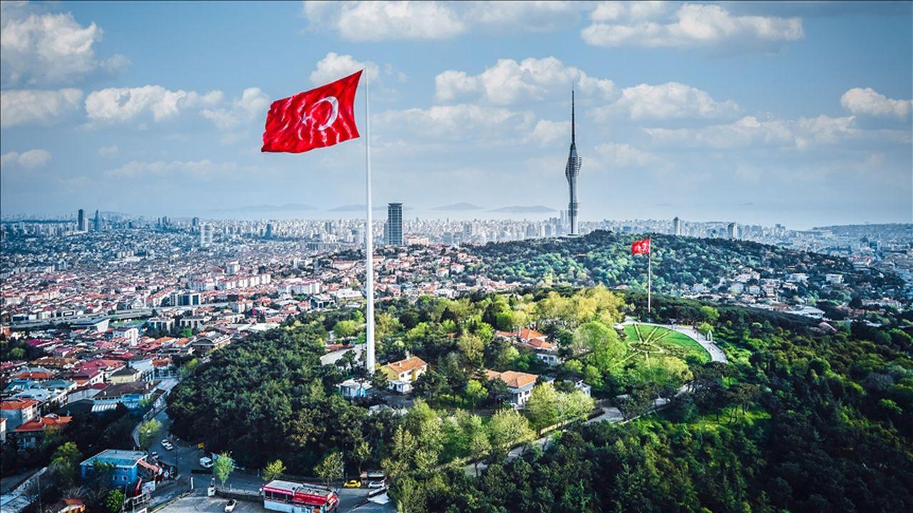 İstanbul'a yeni ikonik bir yapı daha eklendi