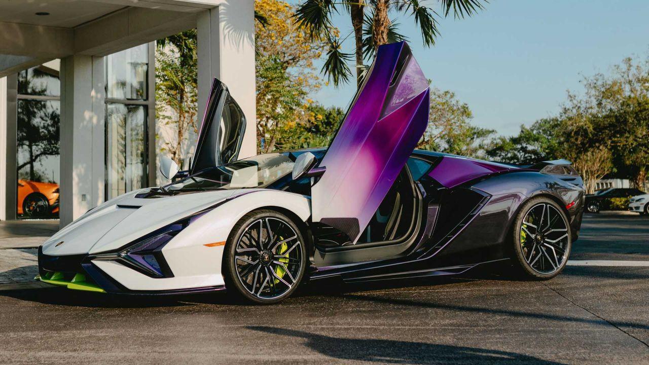 Bu araç 4 milyon dolar değerinde ve sadece 63 adet üretilecek! - Page 1
