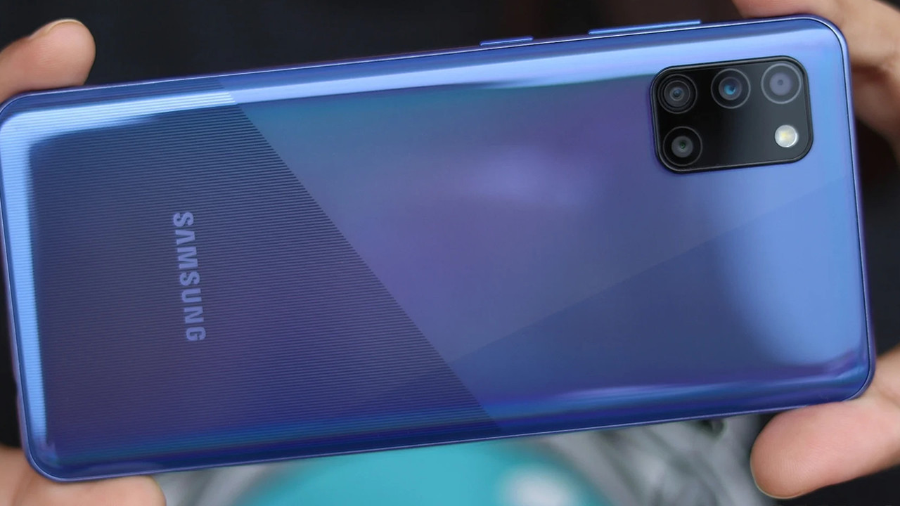 Samsung en ucuz telefon için kolları sıvadı! İşte Galaxy A03s