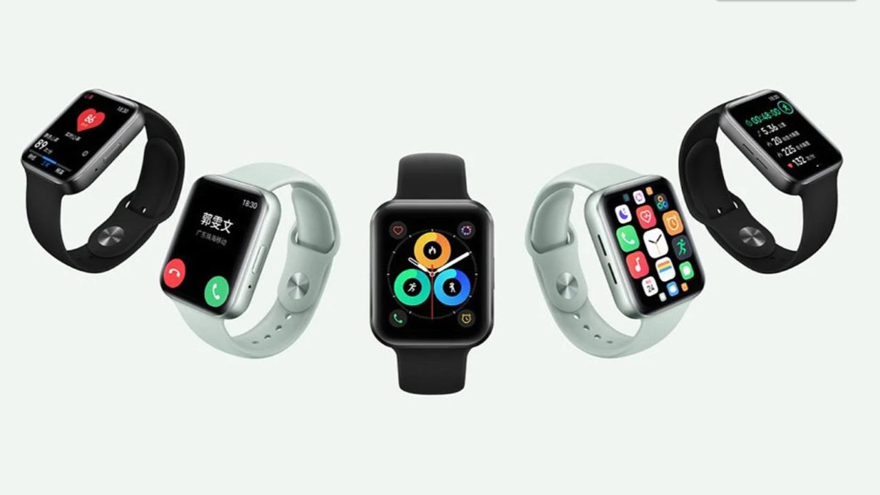 Apple Watch'tan tek eksiği fiyatı! İşte Meizu Watch