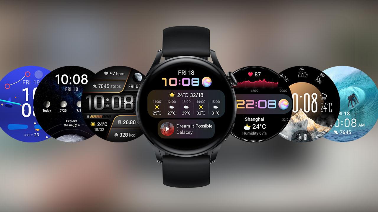 Uygun fiyatlı Huawei Watch 3 serisi Türkiye'de satışa sunuldu!