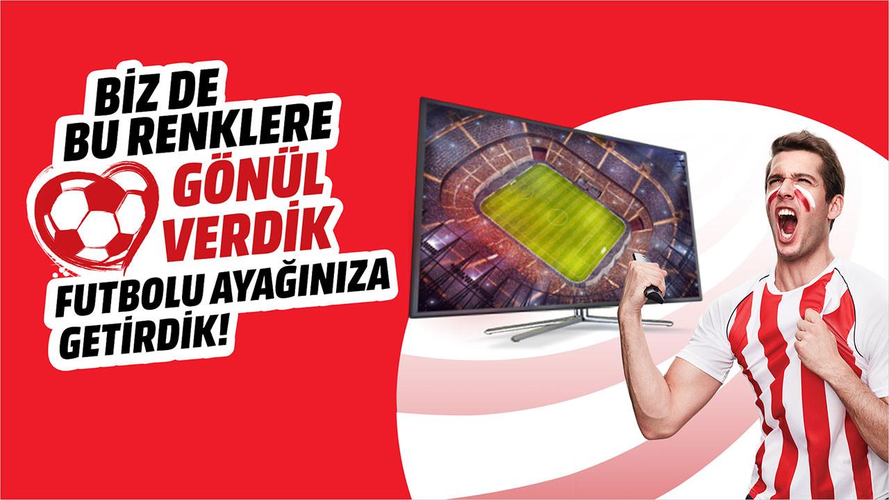 Futbolun keyfi bu televizyonlarla çıkacak!