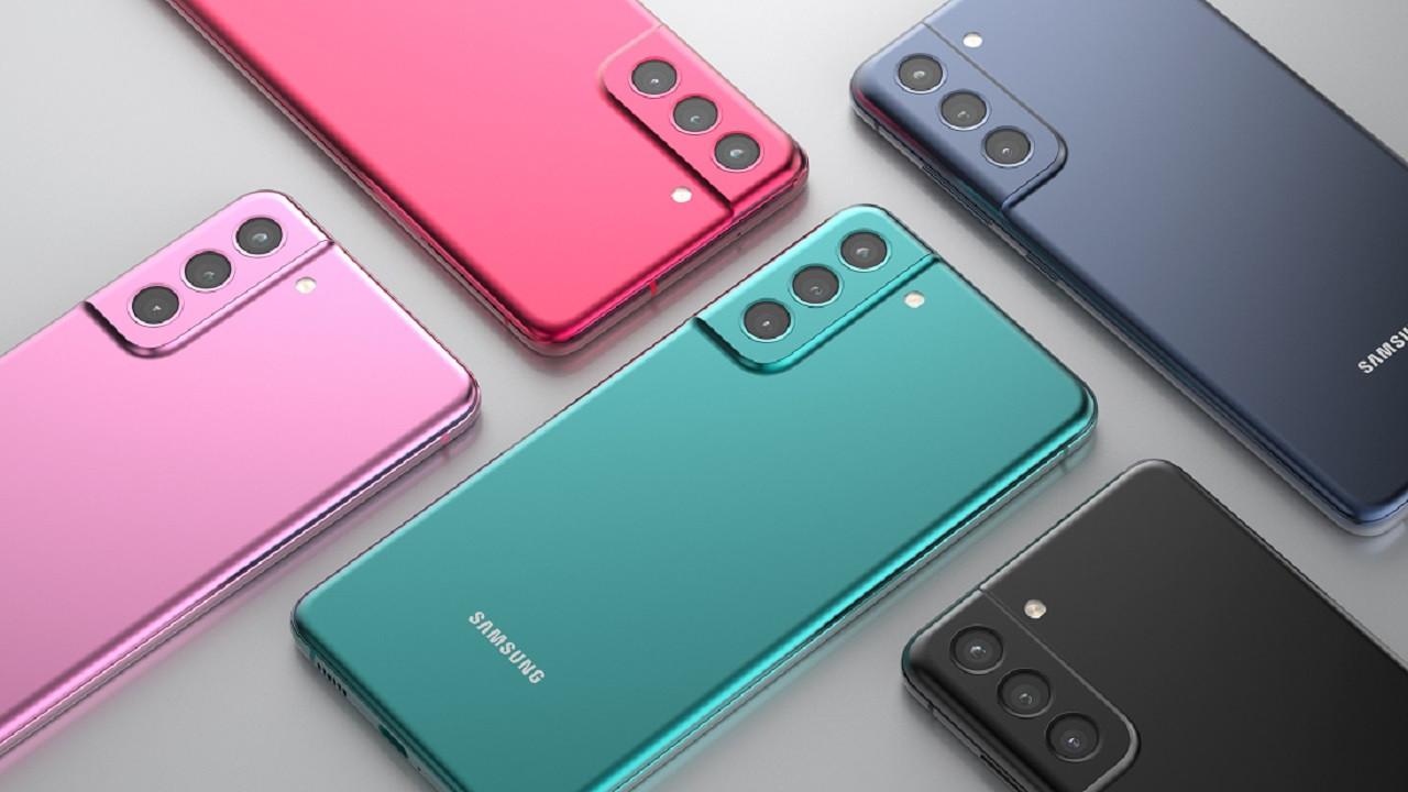 Samsung Galaxy S21 FE tasarım ve renk seçenekleri ortaya çıktı!