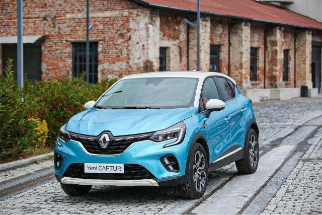 2021 Renault Captur yenilenen fiyatları sizi biraz üzebilir! - Page 1