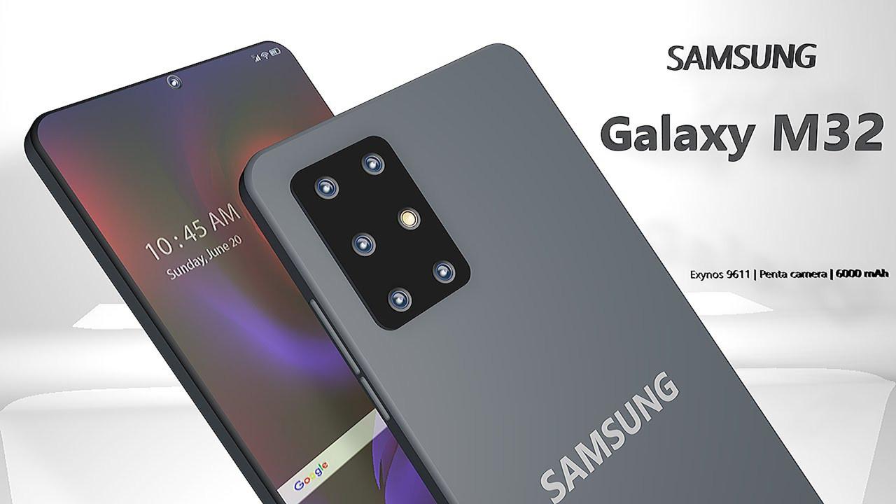 6000 mAh bataryalı Galaxy M32 ortaya çıktı! İşte özellikleri