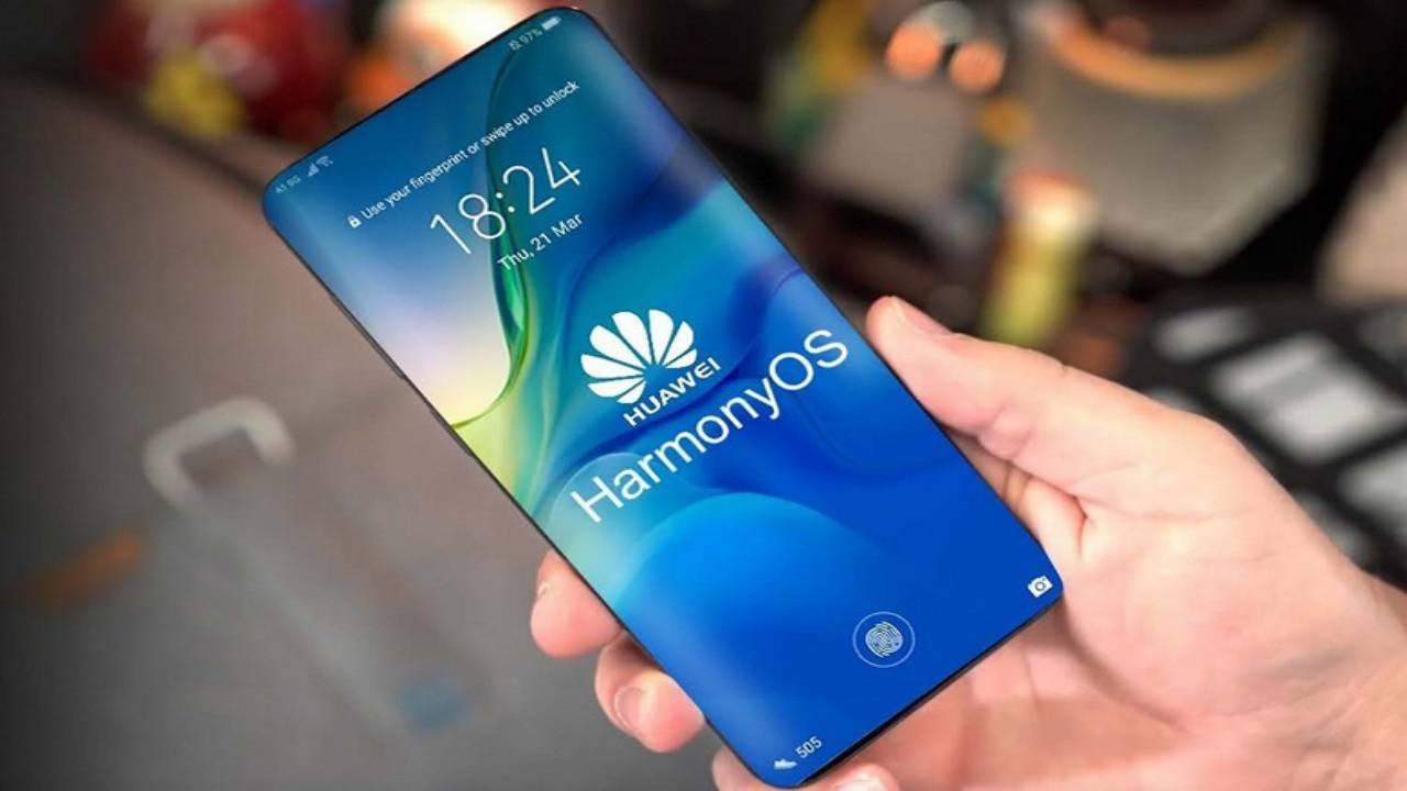 Huawei HarmonyOS'i indiren kişi sayısı açıklandı! Android'in pabucu dama!