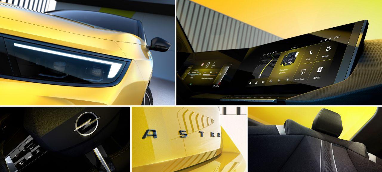İşte karşınızda yeni Astra modelinin fotoğrafları! - Page 2