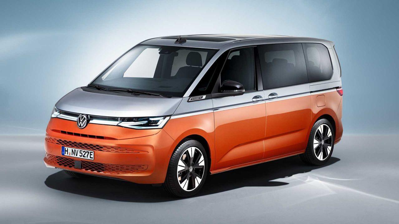 2022 Volkswagen T7 Multivan modeli tanıtıldı! İşte özellikleri! - Page 1